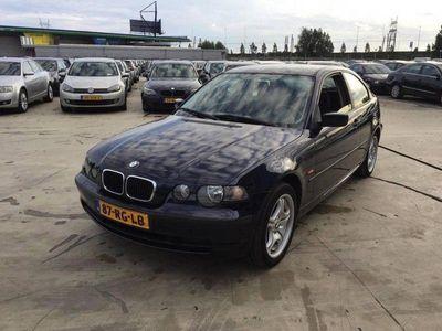 tweedehands BMW 318 Compact 3-SERIE TD