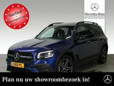 tweedehands Mercedes GLB200 Premium Plus Line: AMG Automaat