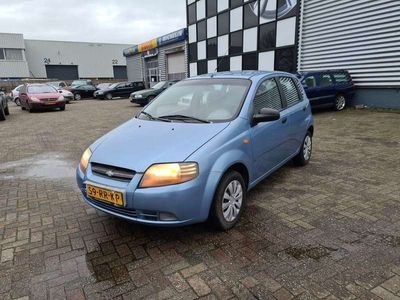 tweedehands Chevrolet Kalos 1.2 Spirit 117969 nap.