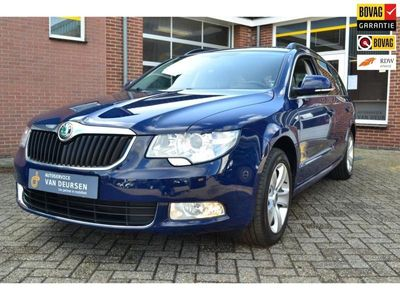 tweedehands Skoda Superb Combi 1.8 TSI Ambition Business Line