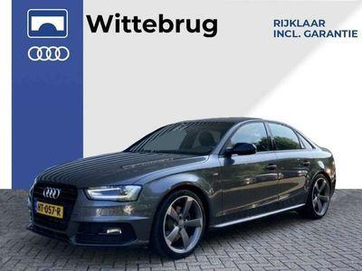 tweedehands Audi A4 1.8 TFSI 170pk S Edition Automaat ***