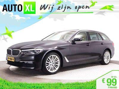 tweedehands BMW 520 5-SERIE Touring d 191PK Aut. High Executive Pano schuifdak Memory Stoelverw.