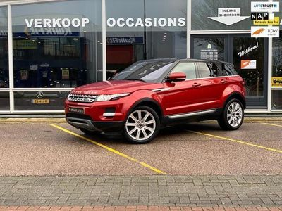 tweedehands Land Rover Range Rover evoque 2.2 SD4 4WD Pure | Sun roof