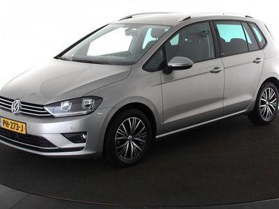 tweedehands VW Golf Sportsvan 1.4 TSI Allstar DSG | Navigatie | Afn.Trekhaak |