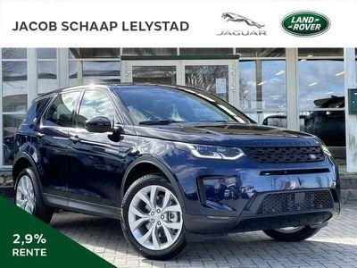 tweedehands Land Rover Discovery Sport P300e Aut. 309pk AWD SE - Plug-in Hybrid | NIEUW -