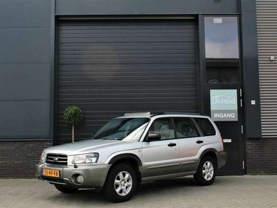 tweedehands Subaru Forester 2.0 AWD X Executive Pack | Pano | Cruise | PDC ach