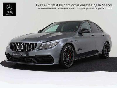 tweedehands Mercedes C63S AMG C-Klasse 63 AMG S Premium Plus PackPremium Plus Pack, AMG..