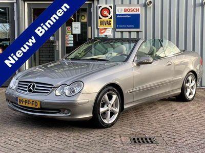 tweedehands Mercedes 500 CLK-KLASSE CabrioletElegance | YOUNGTIMER