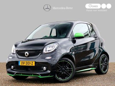 tweedehands Smart ForTwo Electric Drive Green Flas Edition Brabus | Panoramadak
