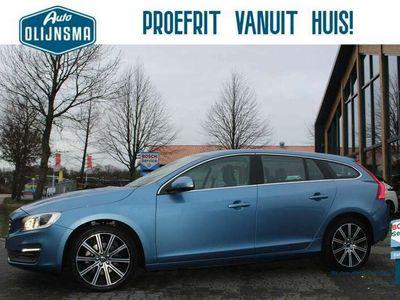 tweedehands Volvo V60 2.0 T3 Nordic+|BTW|Navi|Stoelverwarming|Verwarmd V