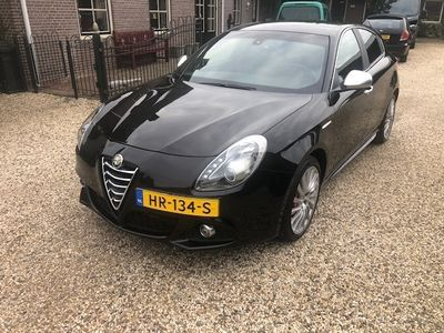 tweedehands Alfa Romeo Giulietta 1.4 TURBO MULTI AIR AUTOMAAT TCT