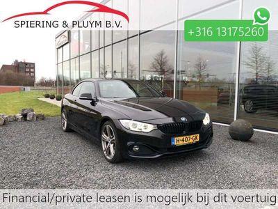 tweedehands BMW 428 428 Cabrio i High Executive Sport LED Lane Assist H
