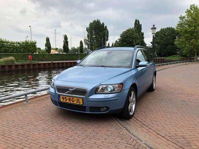 tweedehands Volvo V50 2.5 T5 AWD Summum Youngtimer