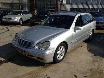 tweedehands Mercedes C220 CDI Elegance Combi