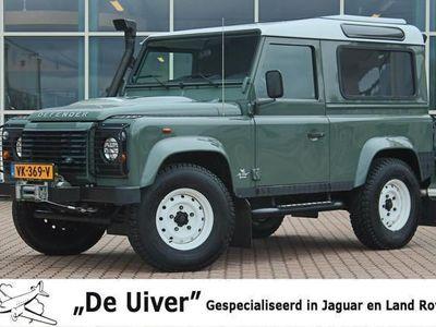 tweedehands Land Rover Defender 90 SW 2.2D COMM. AIRCO / BLUETOOTH