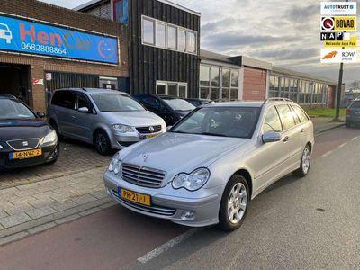 tweedehands Mercedes C220 Combi CDI Elegance AUTOMAAT 3-6 maanden garantie