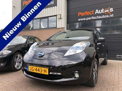 tweedehands Nissan Leaf Tekna 30 kWh Leer, Navi, 360camera