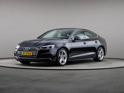 tweedehands Audi A5 2.0 TFSI MHEV Sport S-line Edition, Automaat, LED, Navigatie