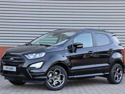 tweedehands Ford Ecosport 1.0 EcoBoost ST-Line 125pk! Uit voorraad leverbaar