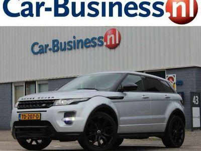 tweedehands Land Rover Range Rover evoque 2.2 TD4 4WD Dynamic Autom. + Xenon + Pano + Leder