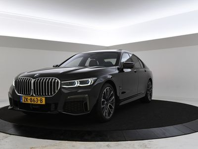 tweedehands BMW 740 7-serie i M-Sportpakket