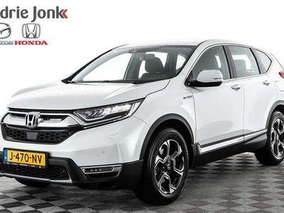 tweedehands Honda CR-V 2.0 Hybrid 184 PK Elegance Adap.Cruise 6.110 km!!