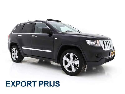 tweedehands Jeep Grand Cherokee 3.0 CRD Overl.Summit AWD AUT. *PANO+NAVI+LEDER+XEN