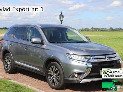 tweedehands Mitsubishi Outlander 11399 NETTO**AUT**4WD 2.2 DI-D AUT *Instyle* 4WD 7