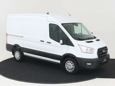 tweedehands Ford Transit 350L 2.0 TDCI 130PK FWD L2H2 Trend Nr. 503685 AIRCO NAVIGATIE CAMERA CRUISE CONTROL 3500KG GVW