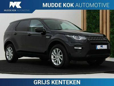 tweedehands Land Rover Discovery Sport 2.0 TD4 Pure | GRIJS KENTEKEN | Aut | Camera | Xenon | Navigatie | Trekhaak