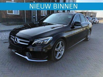 tweedehands Mercedes C220 d AMG