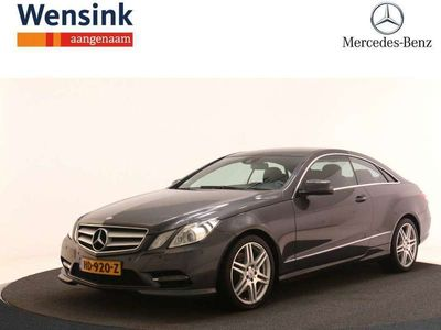 tweedehands Mercedes E350 Coupé CDI Elegance | AMG styling pakket | Standkac