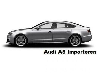 tweedehands Audi A5 Importeren AUTO IMPORT NIJKERK .