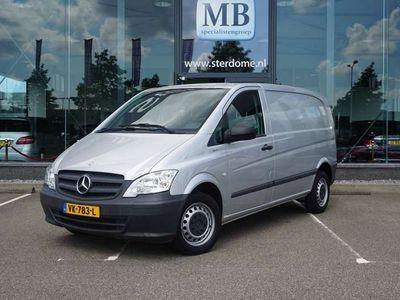 tweedehands Mercedes Vito 113 cdi 320 functional lang dc comfort plus, autom