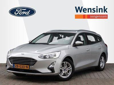 "tweedehands Ford Focus Wagon Trend Edition Business 1.0 EcoBoost 100PK | SYNC 3 | Parkeersensoren voor & achter | Airco | Cruise control | Bluetooth | Navigatie full map | Lichtmetalen velgen 16"" |"