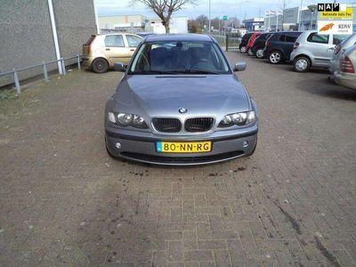 tweedehands BMW 316 3 Serie i Black&Silver II IN PRIJS VERLAAGD !