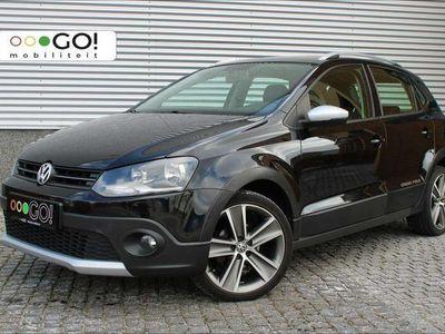 tweedehands VW Polo Cross 1.2 TSI 105pk Alcantara/Clima