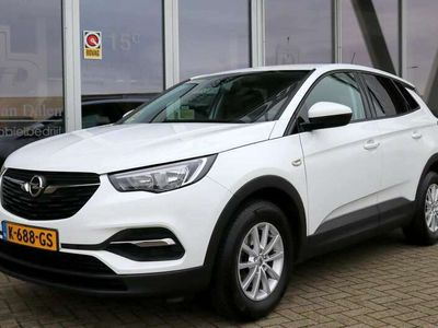 tweedehands Opel Grandland X 1.2T 130PK FIRST E.D VOORRUIT VERW./PDC/PRIVACY GL