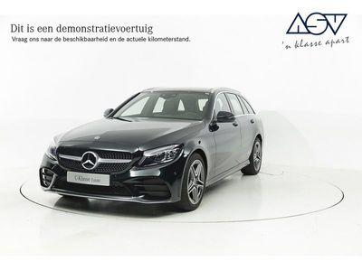tweedehands Mercedes 200 C-KLASSE EstateBusiness Solution AMG Anti-diefstal pakket, Panoramadak, Zitcomfortpakket, Spiegelpakket Automaat