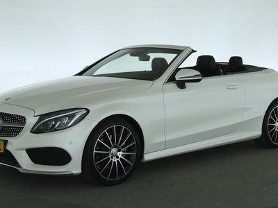 tweedehands Mercedes 180 C-KLASSE CABRIOLETAMG AUT.