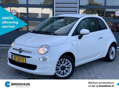 tweedehands Fiat 500 1.2 Young+Airco+Cruise+Lmv+Res.wiel