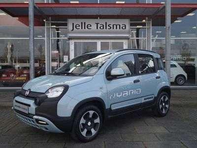 tweedehands Fiat Panda 1.0 Hybrid Launch Edition | 5 Jaar Garantie | DAB