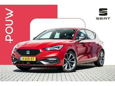 tweedehands Seat Leon 1.5 eTSI 150pk DSG FR Launch Edition + Full- LED Koplampen + Afneembare Trekhaak
