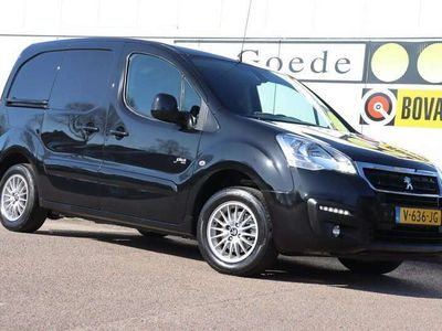 tweedehands Peugeot Partner 120 1.6 BlueHDi 100 L1 Premium Pack S&S 3-zits org
