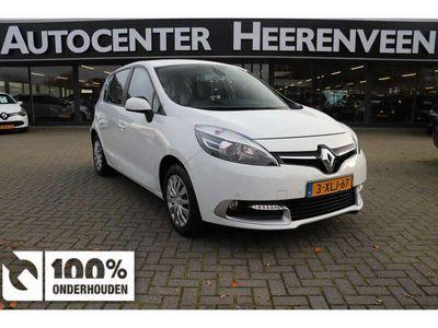 tweedehands Renault Scénic 1.5 dCi Expression 50 % deal 3.475,- ACTIE LED /