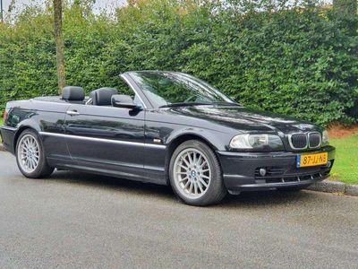 tweedehands BMW 318 Cabriolet 318 3ER REIHE; CI