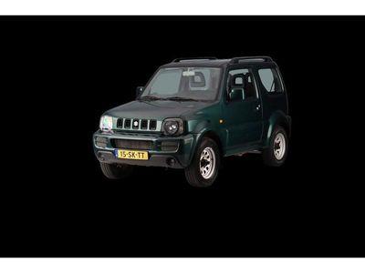 tweedehands Suzuki Jimny 1.3 JLX 4WD Automaat | Parkeersensoren | T