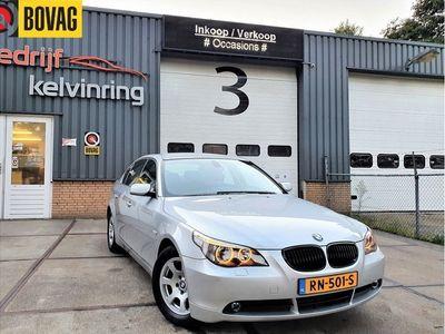 tweedehands BMW 523 5 Serie i Executive, Automaat, Navi, Bovag garantie,