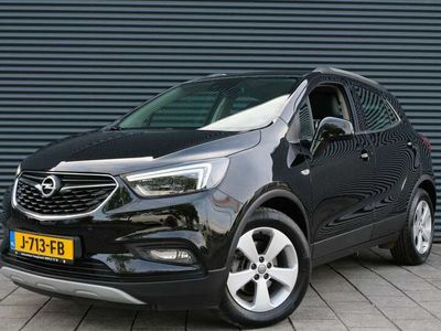 tweedehands Opel Mokka X 1.4 Turbo Online Edition   Leer   Navi   Clima   C