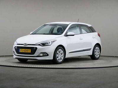 tweedehands Hyundai i20 1.0 T-GDI Comfort, Navigatie € 11.900